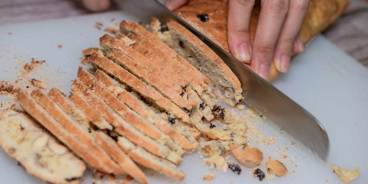 cách làm bánh biscotti