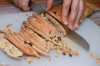 [VIDEO] Cách làm bánh Biscotti giảm cân thơm ngon, giòn tan