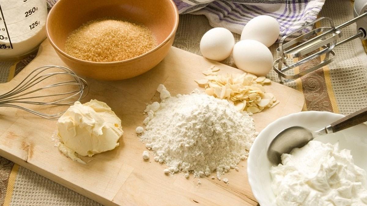cách làm bánh bột mì chiên