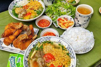 Khám phá 7 quán bún cá chấm ngon Hà Nội nức tiếng xa gần