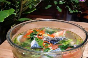 Cách làm Cá bạc má nấu ngót ngọt thanh giải nhiệt ngày hè