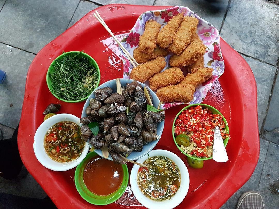 Ốc Anh Hói Trần Phú
