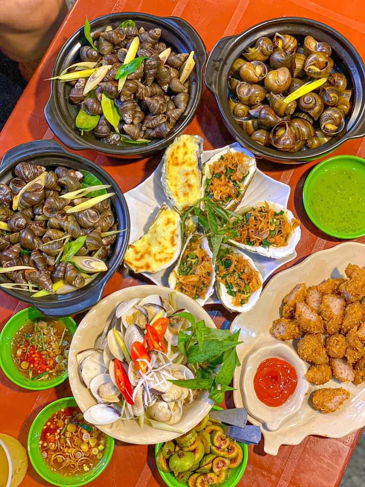 ốc Mai Khôi Sài Gòn