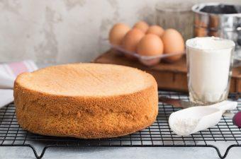 """Cách Làm Bánh Bông Lan Bằng Bột Mì Đa Dụng Ngon """"Bất Bại"""""""