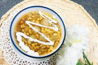 [MẸO] Cách nấu chè bưởi không cần phèn chua vẫn Ngon, KO Đắng