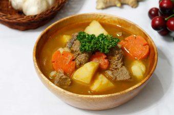 Bật mí Cách nấu gân bò sốt vang Ngon Mềm cả nhà đều khen