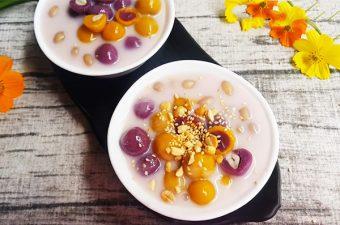 [MỚI] 2 Cách nấu chè bí đỏ khoai lang dẻo thơm ăn là nghiền