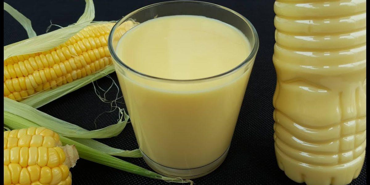 làm sữa ngô không bị kết tủa