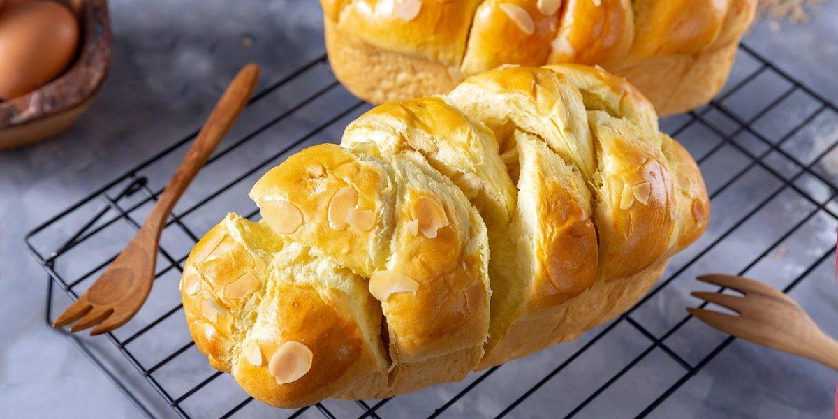 cách làm bánh mì hoa cúc