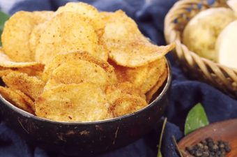 [MẸO] Cách làm khoai tây chiên lát mỏng giòn rụm như Snack