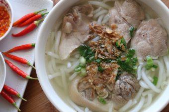 Cách nấu bánh canh thịt heo Thơm Ngon, Đậm Vị cho bữa sáng