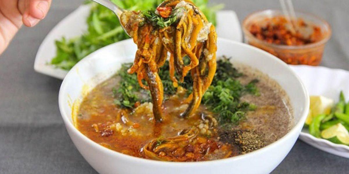 lươn nấu gì ngon