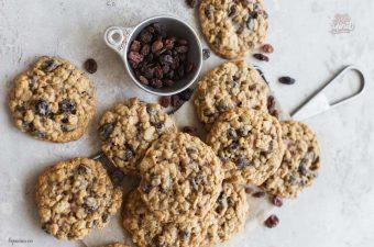 3 Cách làm bánh quy yến mạch Giòn Thơm ăn hoài không béo