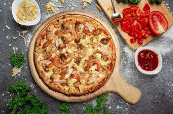 Cách làm Đế bánh Pizza Mềm Xốp Ngon hơn ngoài hàng