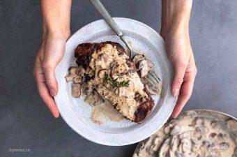 """5 Cách làm nước sốt Bò bít tết Ngon """"Số Dzach"""" Cực dễ làm"""