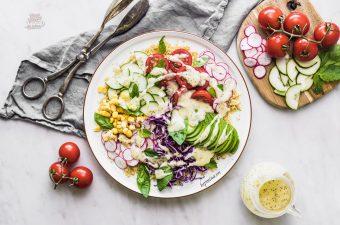 2 Cách làm Salad Quinoa đơn giản mà Ngon, Tốt cho sức khỏe
