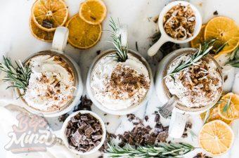 Cách pha Chocolate nóng sữa dừa Thơm Béo cho ngày mưa