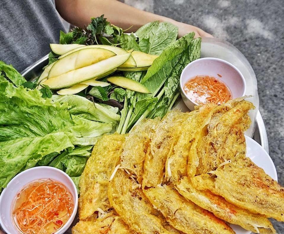 bánh xèo Việt Nam