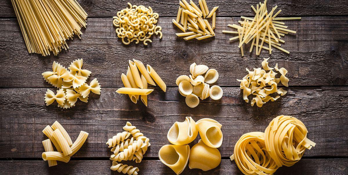 các loại mì Ý