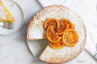 [MỚI] Cách làm bánh bông lan cam Mềm Xốp, Thơm ngọt ngào