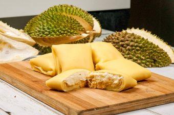 """2 Cách làm bánh Crepe Sầu Riêng Dễ mà Ngon """"Nhức Nách"""""""