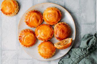 Cách làm bánh Pateso Pate Chaud ngàn lớp Ngon thơm nức