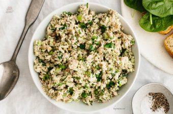 Học ngay 4 Cách làm salad cá ngừ Ngon, Bổ dưỡng lại Dễ làm