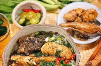 Cách Nấu Canh Rau Cải Cá Rô Đồng Dân Giã, Thơm Ngon