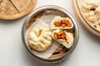 2 Cách Làm Bánh Bao Xá Xíu Ngon Mềm Xốp, Trắng Mịn