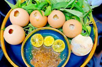 Cách Làm Trứng Gà Nướng Thơm Béo, Không Bị Nứt Vỡ