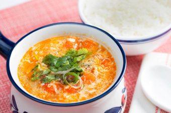 5 Cách Nấu Canh Cà Chua Trứng Thơm Ngon, Bổ Dưỡng
