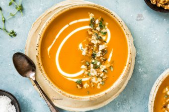 3 Cách nấu súp khoai lang Thơm béo cả nhà đều khen ngon