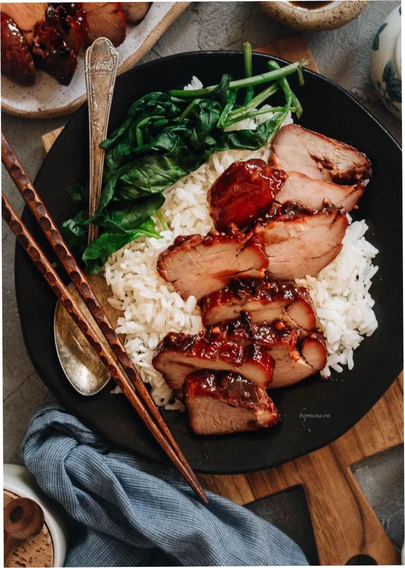 thịt xá xíu người Hoa